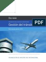 Gestión del Tránsito Aéreo Décimo Sexta Edición Español