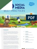 50 Social Media Best Practices eBook