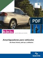 Catálogo SACHS Amortiguador
