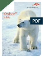 Original Krybar Flyer