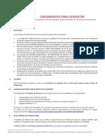 LINEAMIENTOS PARA ACREDITAR  IDIOMAS - PREGRADO octubre 2018.docx