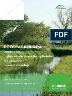 Brosura Protectia Apei