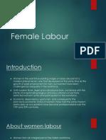 Female Labour
