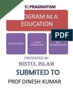 Philosphy PDF