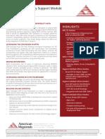Aptio Compatibility Support Module Data Sheet