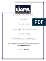 Tarea # 2 Estadística I.docx