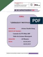 07-R30-002-15 INFORME DE CAPACITACION - LIDERAZGO Y MOTIVACIÓN.docx