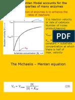 BIO307 Lecture 7 (Enzyme kinetics III).ppt
