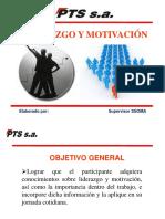 07-r30-002-15 Informe de Capacitacion - Liderazgo y Motivación