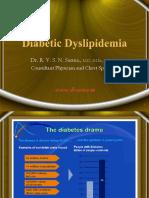 Diabetic Dyslipidemia