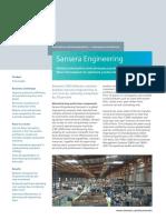 Siemens PLM Sansera Engineering Tecnomatix