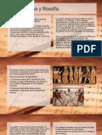 Música Griega y Filosofía