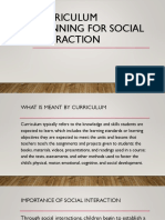 CURRICULUM PLANNING FOR SOCIAL INTERACTION.pptx