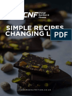 March Recipe Book  - Charge Nutrition