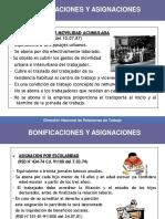1. Regimen Laboral