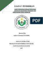 CJR FILSAFAT PENDIDIKAN.docx