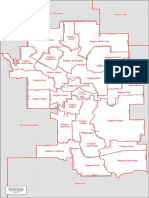 Calgary Electoral Divisions