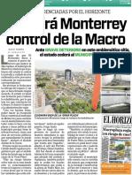 30-03-19 Asumirá Monterrey control de la Macro