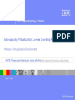 Sub-capacity (Virtualization) License Counting Rules - IBM