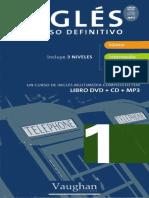 Curso de Inglés Vaughan - El Mundo - Libro 1.PDF