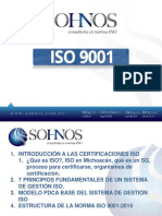 Introduccion a ISO