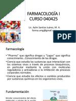 Farmacología i.clase1