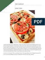 Paleocupboard.com-Paleo Pizza Recipe - Paleo Cupboard