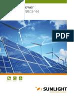 Reserve Power RES OPzS Leaflet