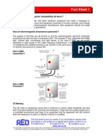 EMC Fact Sheets 1 - 7