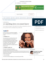 10 Smoking Laws You Must Know _ Health24