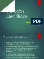 3.Métodos Científicos - Ok