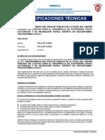 ET-ESPECIFICACIONES TECNICAS PLAZA LLAYCHU.docx