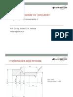 Aula 5 - Programação - Torneamento II