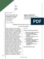 Sharp Batch Lawsuit