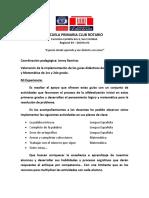 Valoración de la implementación de los guías didácticos de Lengua Española y Matemática de 1ro y 2do grado..docx