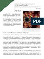 Autismodiario.org-Conductas Desafiantes Agresiones y Autoagresiones en Los Trastornos Del Espectro Del Autismo Parte I