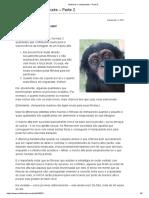 Mulheres e Chimpanzés – Parte 2