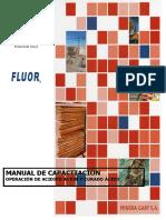 Manual de Capacitación Operacion de Acidificacion y Curado Acido
