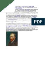 Vincent Willem van Gogh  pintores.docx