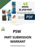 PSW - Part Sub