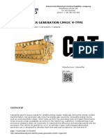 Product-electric Power Generation Cm43c v-type