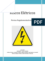 NR - 10 - Riscos elétricos