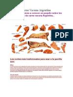 Cortes de Carne Vacuna Argentina.docx
