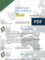 Fundamentos prácticos de Comercio Exterior
