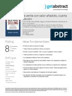 La Venta Con Valor Anadido Cuarta Edicion Reilly Es 35025