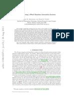 Paper1 NRC Emotion Lexicon
