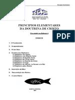 Principios Elementares -( Hb. 6)