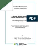 A aplicação estrutural de betões de HPC e UHPC_tese