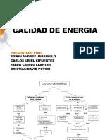 Calidad de La Energia