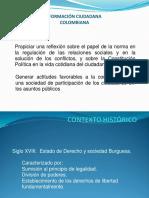Formacion Cuidadana Colombiana